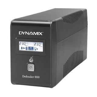 Dynamix 650VA UPS - USB Interface