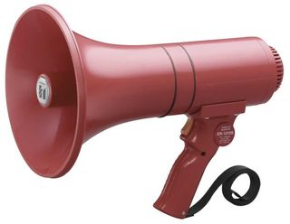 TOA 15W Hand Held Megaphone with Siren