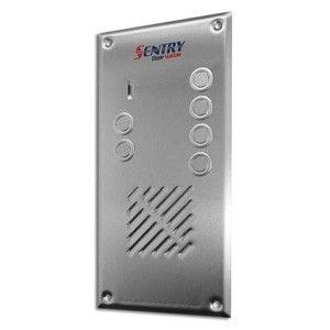 DD Sentry Dialing Intercom 6 Button - Vert