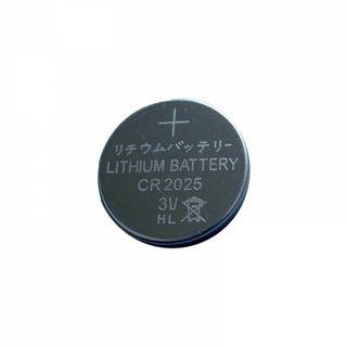 CR2025 Lithium Battery 3V 170mAh