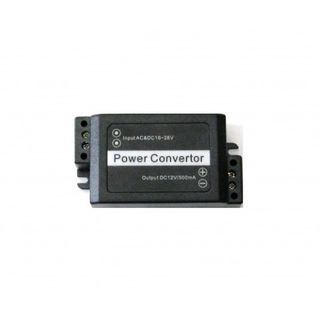 DFM 16-28V AC/DC to DC 12V 500ma Power Converter