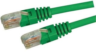 Dynamix 5M Cat 5E Green UTP Patch Lead