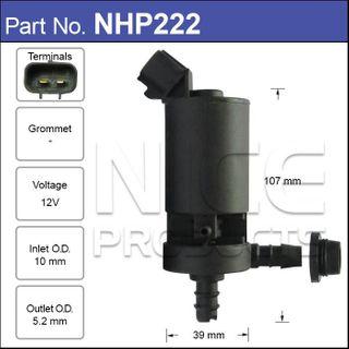 Headlamp Pump
