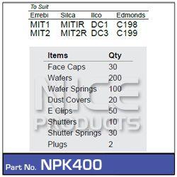 Pinning Kit Mitsubishi