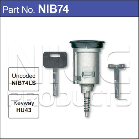 Ignition Barrel