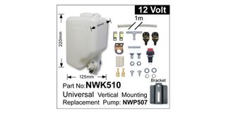 Washer Pump Kit