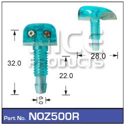 Nozzle Red