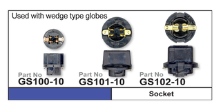Globe Socket