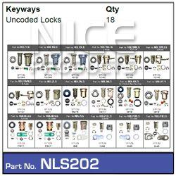 Uncoded Locks