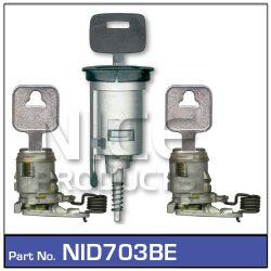 Ignition & RH Door Lock