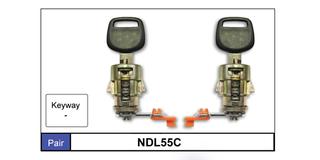 Door Locks pair