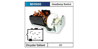 Head Lamp Switch