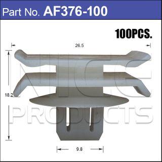 FASTENERS Bag 100