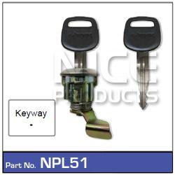 Petrol Lid Lock