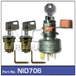 Ignition Assy & Doors