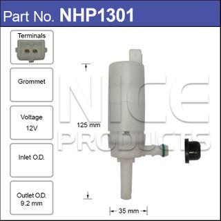 Hyundai HeadLight Pump