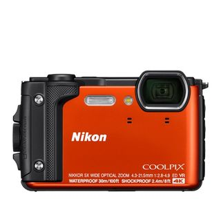 NIKON COOLPIX W300 TOUGH COMPACT CAMERA ORANGE