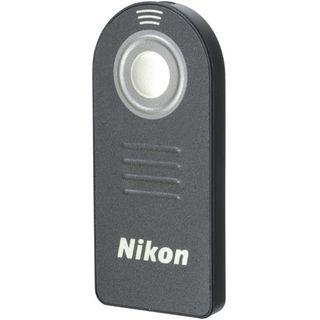 NIKON ML-L3 WIRELESS INFARED REMOTE CONTROL WITH CASE