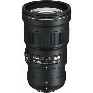 NIKKOR AF-S FX 300MM F4E PF ED VR TELEPHOTO PRIME LENS