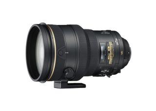 NIKKOR AF-S FX 200MM F2G ED VRII TELEPHOTO PRIME LENS