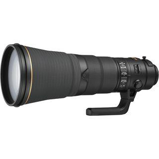 NIKKOR AF-S FX 600MM F4E FL ED VR TELEPHOTO PRIME LENS