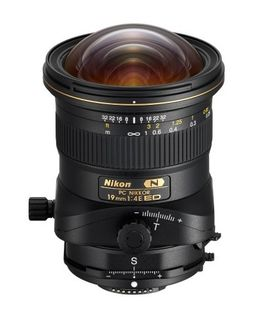 NIKKOR PC 19MM F4E ED TILT SHIFT LENS