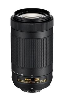NIKKOR AF-P DX 70-300MM F4.5-6.3G ED TELEPHOTO ZOOM LENS