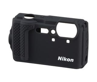 NIKON BLACK SILICONE JACKET FOR COOLPIX W300