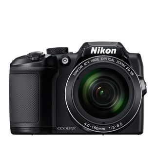 NIKON COOLPIX B500 40X SUPER ZOOM COMPACT CAMERA BLACK