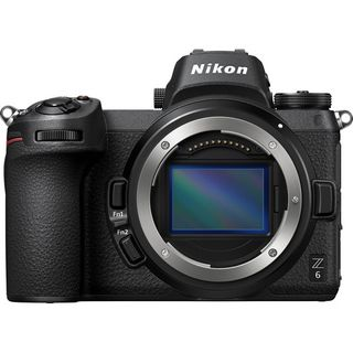 NIKON Z 6 MIRRORLESS BODY ONLY
