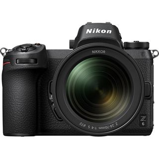 NIKON Z 6 MIRRORLESS AND NIKKOR Z 24-70MM F4 LENS