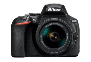 NIKON D5600 DSLR WITH AF-P 18-55MM VR LENS