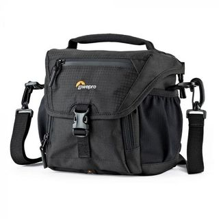 LOWEPRO NOVA 140 AW II BLACK SHOULDER BAG