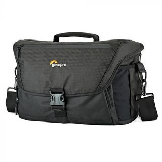 LOWEPRO NOVA 200 AW II BLACK SHOULDER BAG