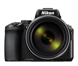 NIKON COOLPIX P950 83X SUPER ZOOM CAMERA BLACK