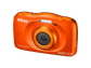 NIKON COOLPIX W150 RUGGED COMPACT CAMERA ORANGE