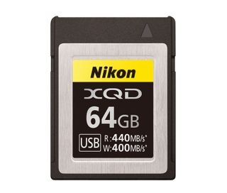 NIKON XQD 64GB 400MB S MEMORY CARD