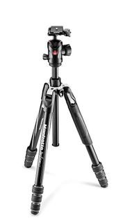 MANFROTTO BEFREE GT BLACK ALU TRAVEL TRIPOD WITH BALL HEAD