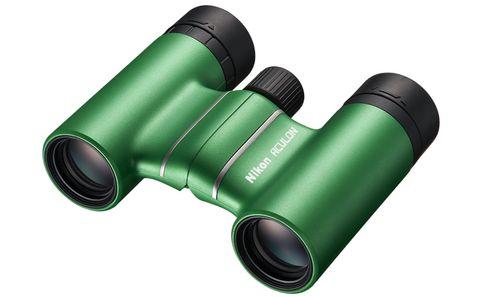 NIKON ACULON T02 8X21 GREEN BINOCULAR