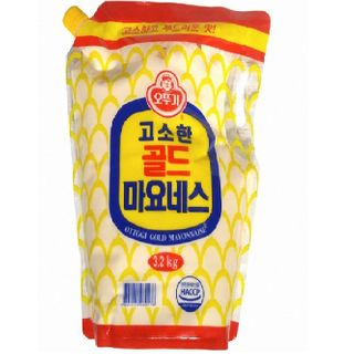 POUCHED MAYONNAISE 3.2KG/4