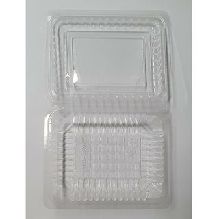 CLEAR CONTAINER 9H 100P/20