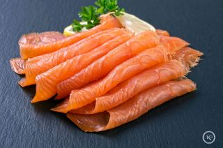 SMOKED OCEAN TROUT CHUNK 500G
