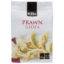 PRAWN GYOZA 1kg/8