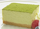 Matcha Baked Cheesecake