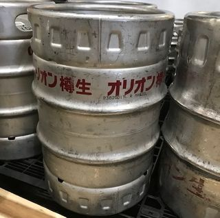 (ORION) DEPOSIT FOR 20L BEERKEG*refundab