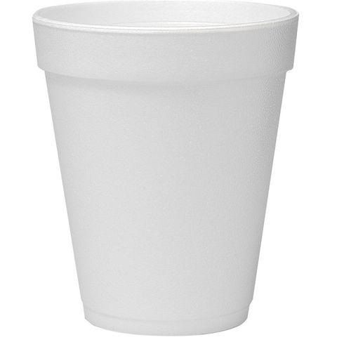 8OZ FOAM CUP 25p/40