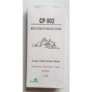 CP002 DUPLICATE BOOK 100P/1