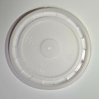 CP LID FOR 12OZ CUP 100P/10