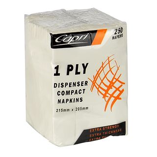 DISPENSER NAPKINS/SHORT