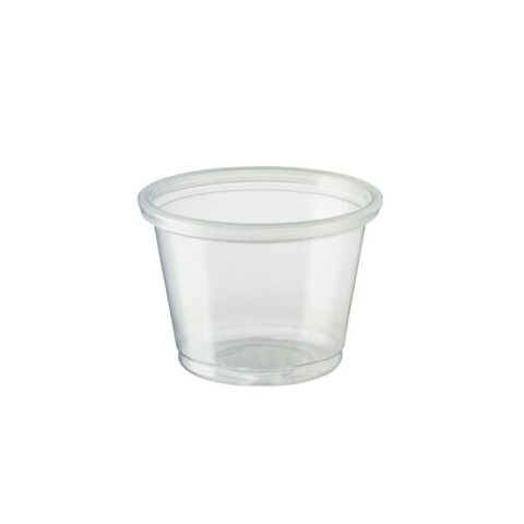 PORTION CUP 125P  C-PP0486